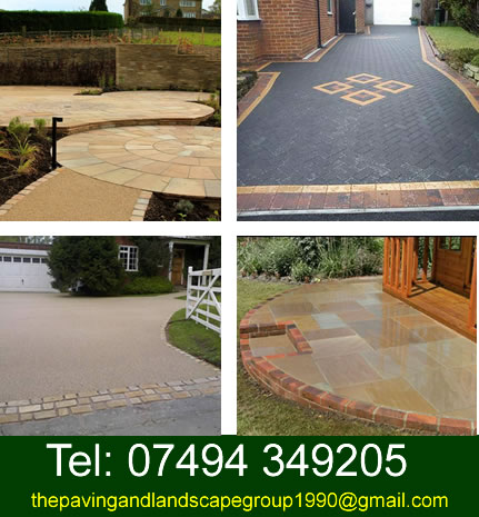 paving driveway contractor